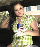 Pic of Syvally Sweet in bangbus episode: Making It Rain On A Stripper