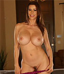 Pic of Alexis Fawx in bigtitcreampie episode: Cum Swapping Cream Pie! w/ Aryana Adin & Alexis Fawx