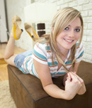 Pic of Kacey Jones in magicalfeet episode: Cowboy Riding The Feet