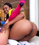 Pic of Aryana Adin in bigtitcreampie episode: Cum Swapping Cream Pie! w/ Aryana Adin & Alexis Fawx