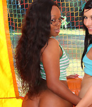 Pic of Jayden Starr in assparade episode: Stuffing Two Giant Asses