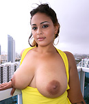 Pic of Prada XXX in facialfest episode: Huge Natural Tits