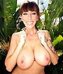 Pic of Alia Janine in bigtitcreampie episode: Huge tits and a huge creampie