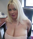 Pic of Samantha 38G in boobsquad episode: Samantha Screams For Help