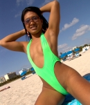 Pic of Layla Lei in ballhoneys episode: Rook Who\'s Back