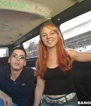 Pic of Geri in bangbus episode: Geri