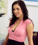 Pic of Maria Bellucci in milfsoup episode: Two cocks one MILF
