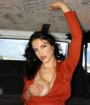 Pic of Dede in bangbus episode: Dede in Red