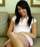 Pic of Paulina James in bigmouthfuls episode: One Leg Up