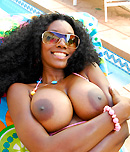 Pic of Nyomi Banxxx in ballhoneys episode: J.T's Homemade Video