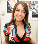 Pic of Christina Cross in backroommilf episode: Christina's Resume