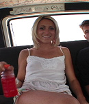 Pic of Lexy Sweet in bangbus episode: Into the wild with the Bang Bus