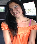 Pic of Anaya in bangbus episode: Anaya, The Downtown Girl