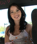 Pic of Vicky  Ray in bangbus episode: Hello Russia!!