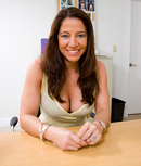 Pic of Christie L'amour in backroommilf episode: L'amour de Backroom