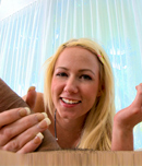 Pic of Alexia Sky in monstersofcock episode: Alexia's Monster Debut