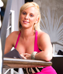 Pic of Brittanie Lane in backroommilf episode: Joey in the Fast Lane!!