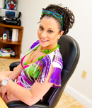 Pic of Gianna Lace in milflessons episode: Miami MILF!