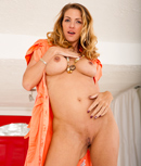Pic of Roxanne Hall in milflessons episode: British MILF Anal!