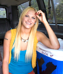 Pic of Tara Lee in bangbus episode: Alone in the rain