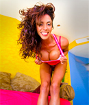 Pic of Ariella Ferrera in bigtitcreampie episode: Hairy pussy creampied 