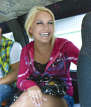 Pic of Brandy in bangbus episode: A Star is Born