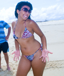 Pic of Bruna in mylifeinbrazil episode: I Like Short Guys from America!