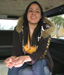 Pic of Fernanda in bangbus episode: Dominicans don't play