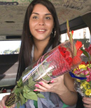 Pic of Isabella in bangbus episode: Flower Mamas!!
