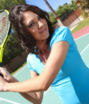 Pic of Katie Angel in milfsoup episode: Sex For Sport On The Tennis Court W/ Katie Angel