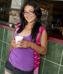 Pic of Andrea Kelly in latinarampage episode: Coffee And Milk W/ Andrea Kelly