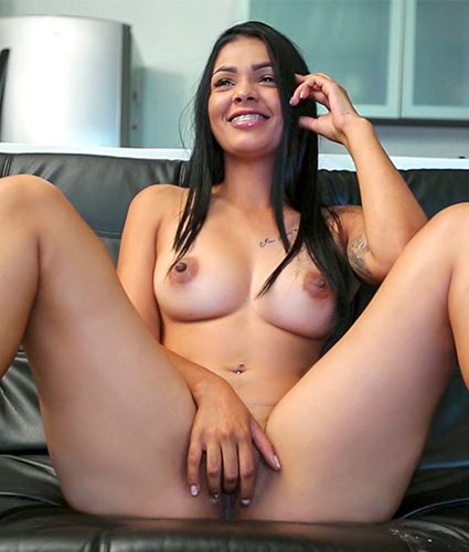 Carne del mercado colombian chica gets cum in mouth - 2 part 8