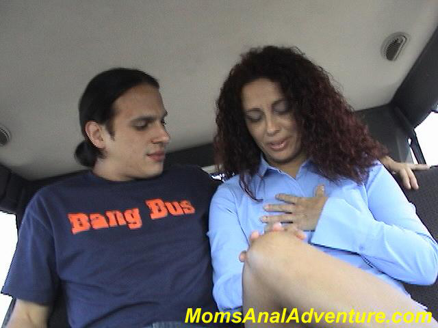 Moms anal adventure brazilian